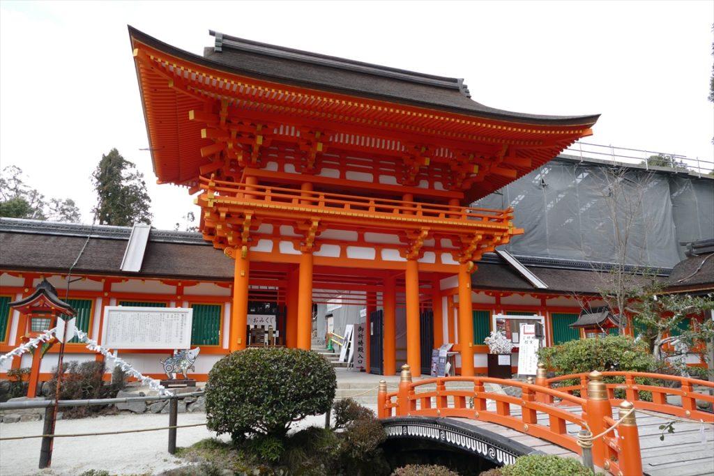 上賀茂神社 燃灯祭