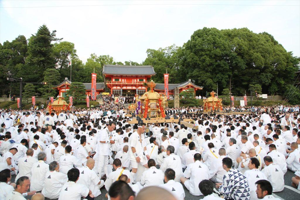 祇園祭 神幸祭