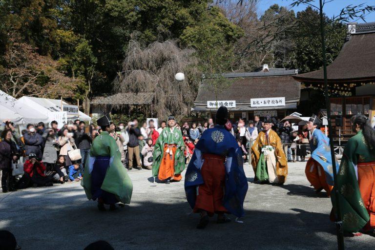 上賀茂神社 紀元祭