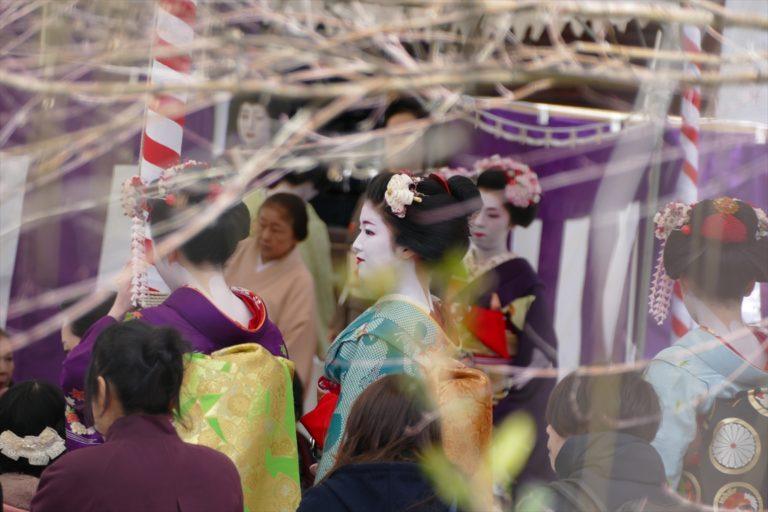 北野天満宮 梅花祭