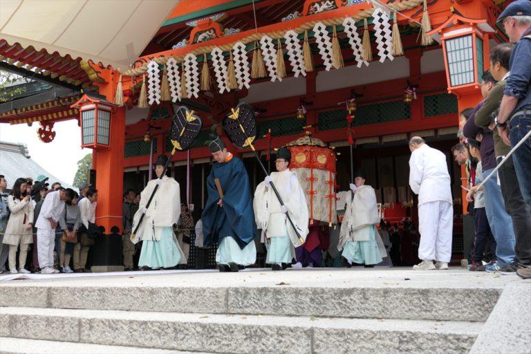 伏見稲荷 神幸祭