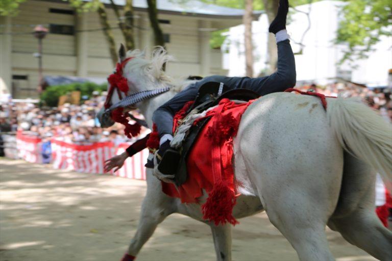 藤森神社 藤森祭