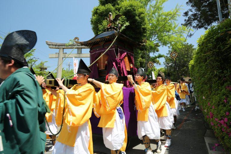新日吉神宮 新日吉祭