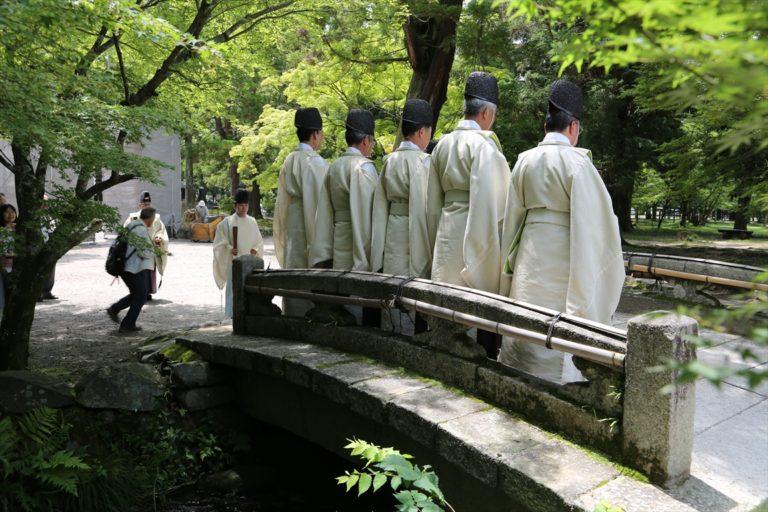 上賀茂神社 御田植祭